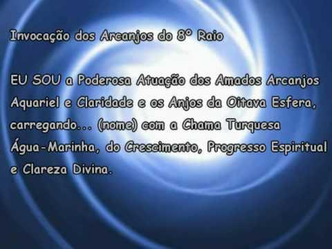 Invocação ao Portal 8/8 Azul-Turqueza.