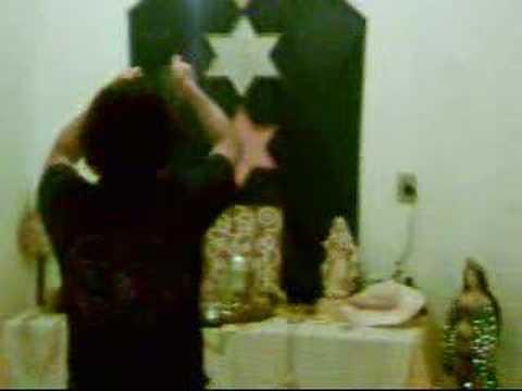 CONHECENDO A GIRA DE UMBANDA -  ( rito esotérico )