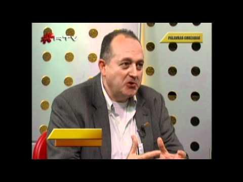 RTV -- Portugal -- Entrevista ao vivo sobre o Reiki (Parte 3) - Entrevistado Johnny De' Carli