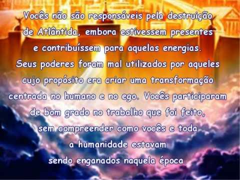 ARCANJO URIEL  ATLANTIDA  ELUCIDAÇOES DE  UM  PASSADO