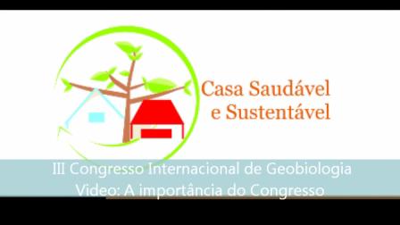 III Congresso de Geobiologia - IBG