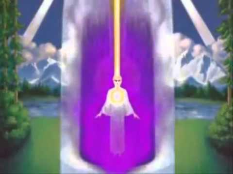 Meditação com a Chama Violeta e Trina