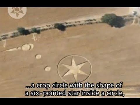 La investigación del Crop Circle en Tlapanaloya, Edo. de Mex.