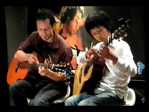 Canon - Trace Bundy & Sungha Jung