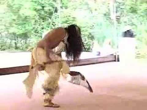 Lakota Sioux Dancing
