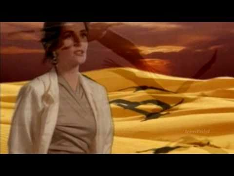 Enya - Storms in Africa  1989 Video  stereo  widescreen