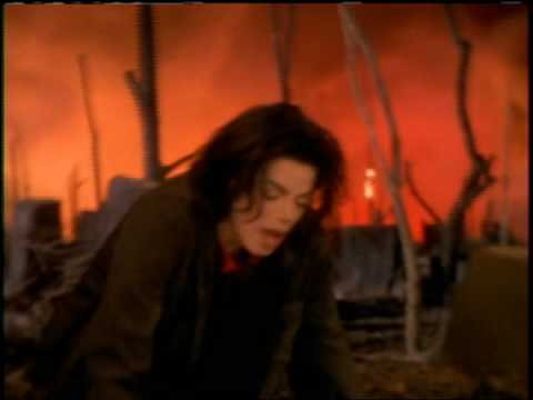 Clip Michael Jackson - Earth Song [HQ]