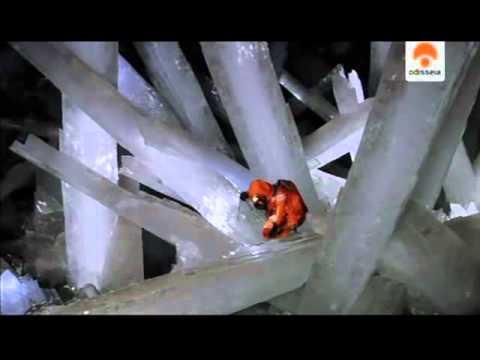 Naica - La Gruta de los Cristales Gigantes