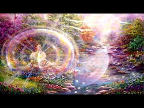 ANGELES HUMANOS - Meditacion 5º dimension, Codigos de Luz