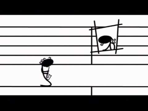 BOLERO DE RAVEL- ORQUESTRA DE NOTAS MUSICAIS