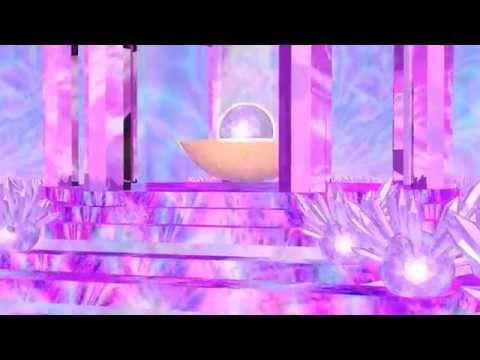 Преобразование эфирных храмов. Часть 1. Храм фиолетового пламени