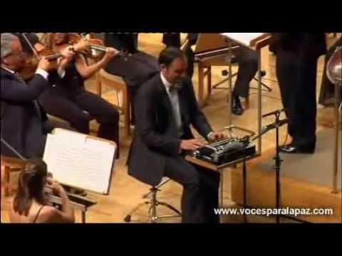 Concerto com Máquina de escrever e Orquestra