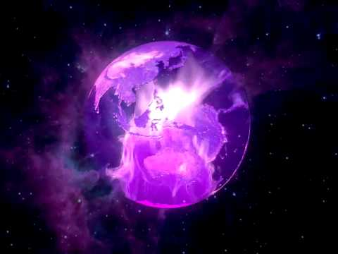 Violet Flame  Earth Ascending