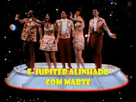 Aquarius & Let the Sunshine In  -The 5th Dimension - tradução