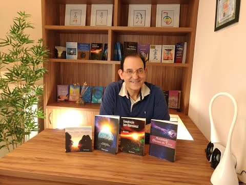 Vídeo sobre romances canalizados por Moacir Sader