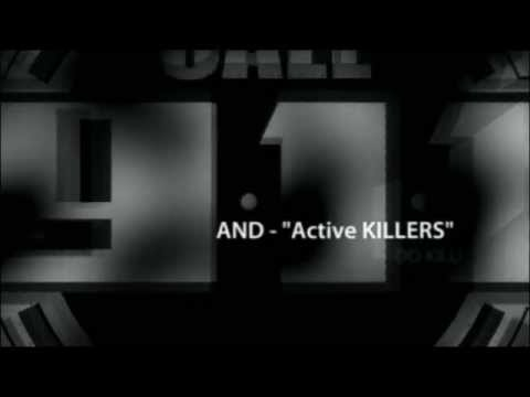 """""""Active KILLER"""" """"Active Shooter"""" FREE Training VIDEO"""