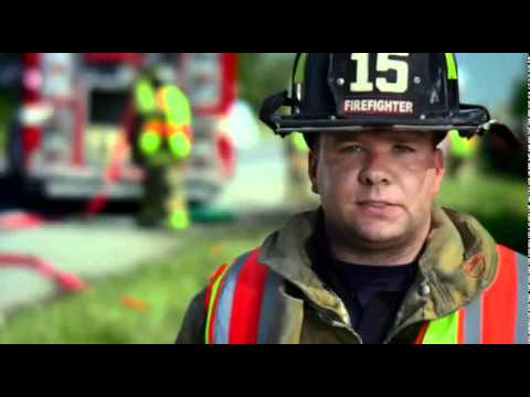 Responder Safety.com New Slow Down Move Over PSA