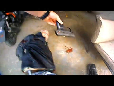 Bodycam Footage Of Shively Police Officer Shooting Armed Man