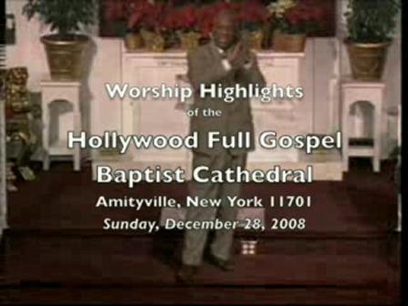 Worship Highlights of Sunday, December 28, 2008