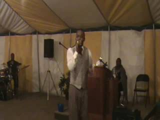 Tent Crusade-Pastor Jay D. Baker