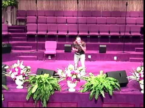 """The Music Industry Promotions  """" Lights Camera & Gospel Showcase'' 2009 - Round 2 Part 2  LAZARUS"""