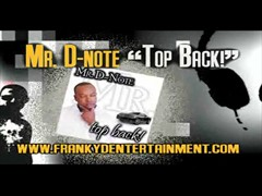 Mr. D-Note - Top Back - Free 12 Song Album Download - No Joke