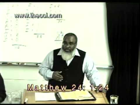 Abomination of Desolation - Bro Marlon #1