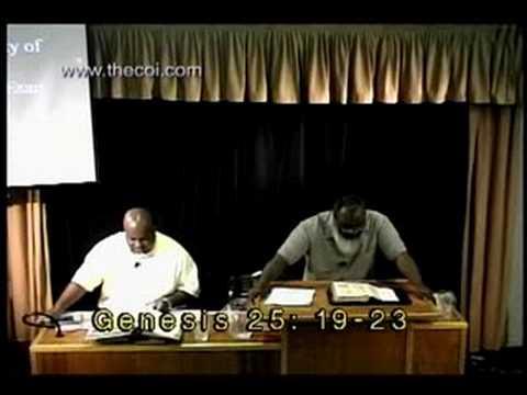 Israel's Identity stolen by Esau #1 - Bro Marlon