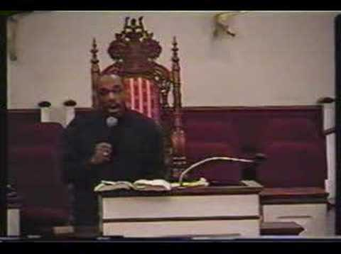 Bishop JD Washington Revival