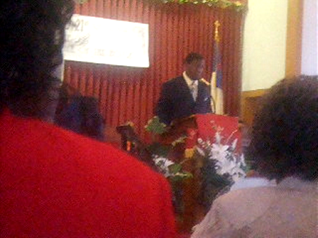 Preaching Youth Day 2008