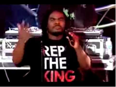 Rapper preaching the gospel