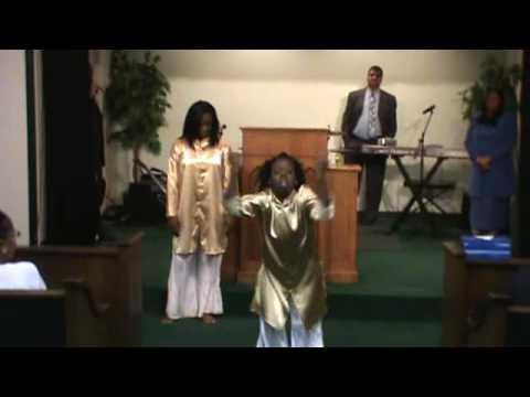 God's Grace Intl Dance Ministry