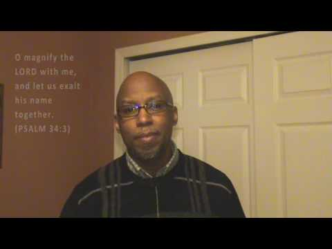 MAGNIFY THE LORD (Encouraging Word)