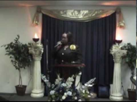 It's Time for the Church to Wake Up- Apostle Stacey A. Woods