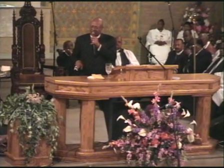 Bishop Nathaniel Wells