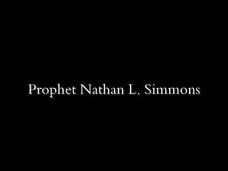 Nathan Simmons -woman thou art loosed