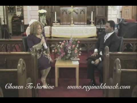 Pastor Sharon Robinson on the Chosen to Survive Television Show