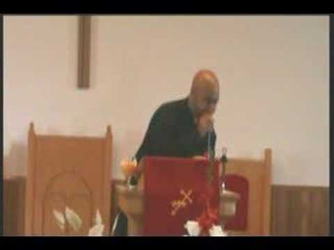 Overseer F. E. Jones Jr Preaching in Charleston, WV part 2