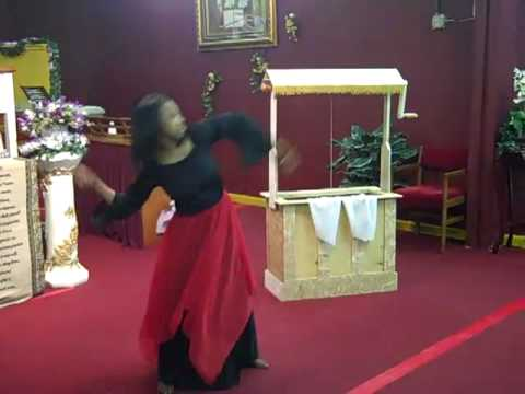 Prophetic Dance Apostle LaDonna (The Woman At The Well)