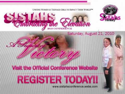 2010 SISTAHS Embracing the Elevation Conference