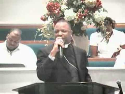 Overseer Daniel Richardson Preaching: The Finger of God