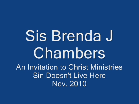 Sis BJC  An Invitation To Christ Ministries