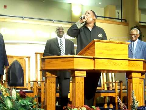 Bishop Lambert W. Gates Sr. (Pt. 2) @ 2010 Finest of the Wheat Conference