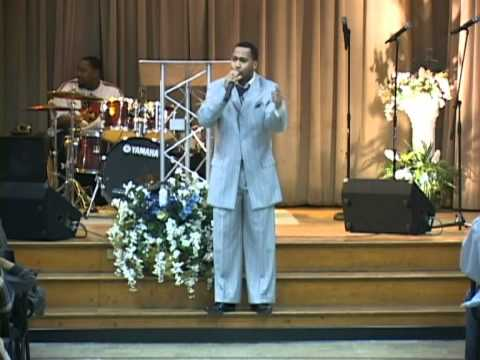 I'm Covered Part III - Pastor Eric Tolbert