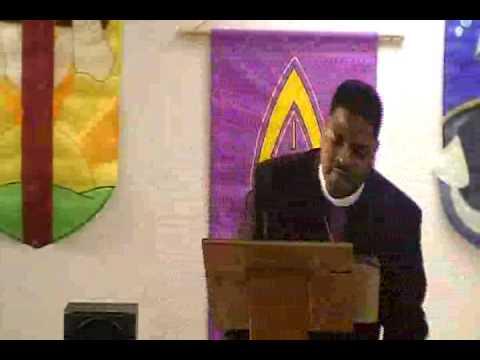 Bishop Tommy Campbell Jr.