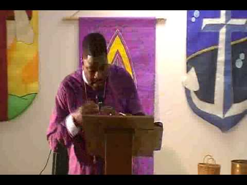 Be of Good Cheer! Awesome preaching from Bishop Campbell! This is a must see!!!