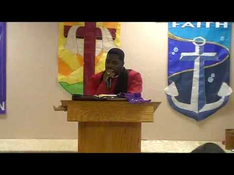 Bishop Campbell Lord I See Your Glory In the Midst of Persecution Part Two