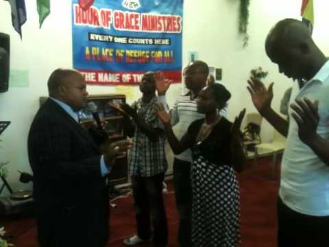 Msg preached by Dr. Amen Howard.DECISCIONS.  Hour of Grace Deliverance Geneva