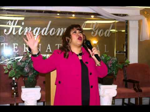 Bishop Valerie Isaiah  Will You Obey GOD