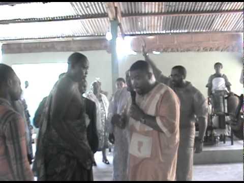 Africa Day 1 Church Service 2010 07 30 18 00 56